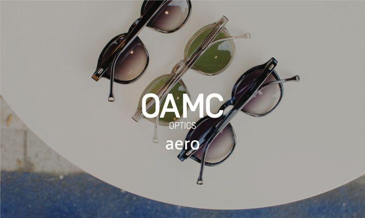 OAMC aero   optician   ponmegane