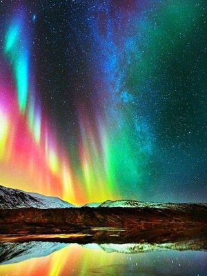 Aurora Borealis #must-be-seen