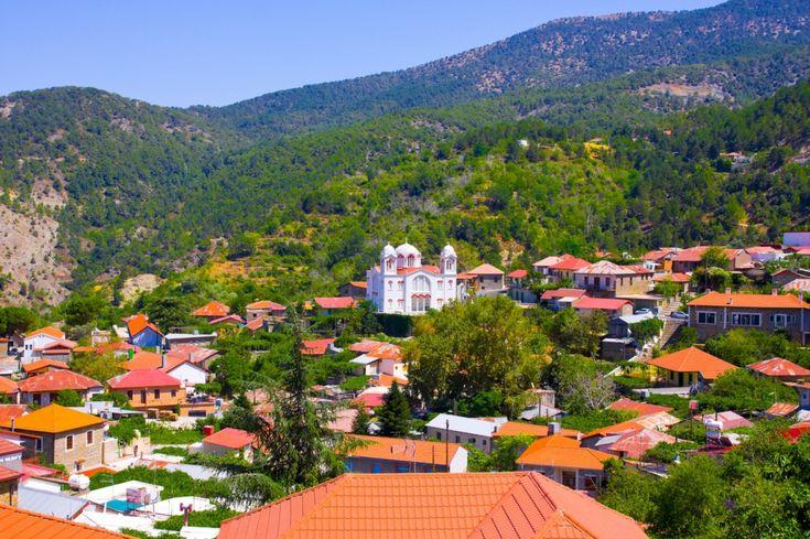 Pedoulas, Troodos mountain, Cyprus