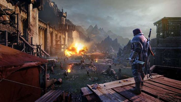Perilisan Middle-earth: Shadow of Mordor Dipercepat | Lattenight