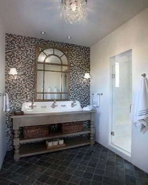 Traditional Homes - traditional - bathroom - phoenix - Candelaria Design Associates