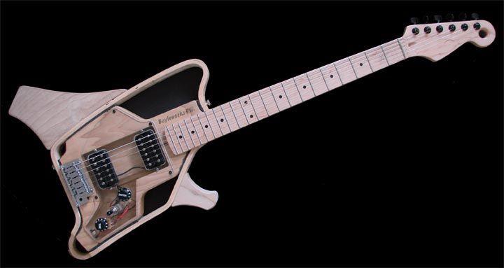 Pocketwatch di ispirazione Chitarre: Fender Telecaster
