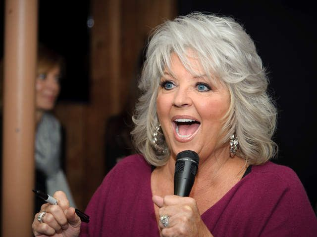 Paula Deen cooking up controversy after posting 'I Love Lucy' image of her ……