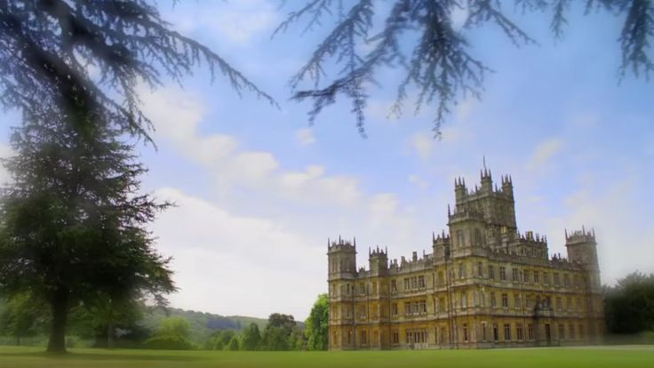 Where Downton Abbey was filmed. Highclere Castle, an estate in Hampshire, England, that is home to a real life family headed by the Earl and Countess of Carnarvon.