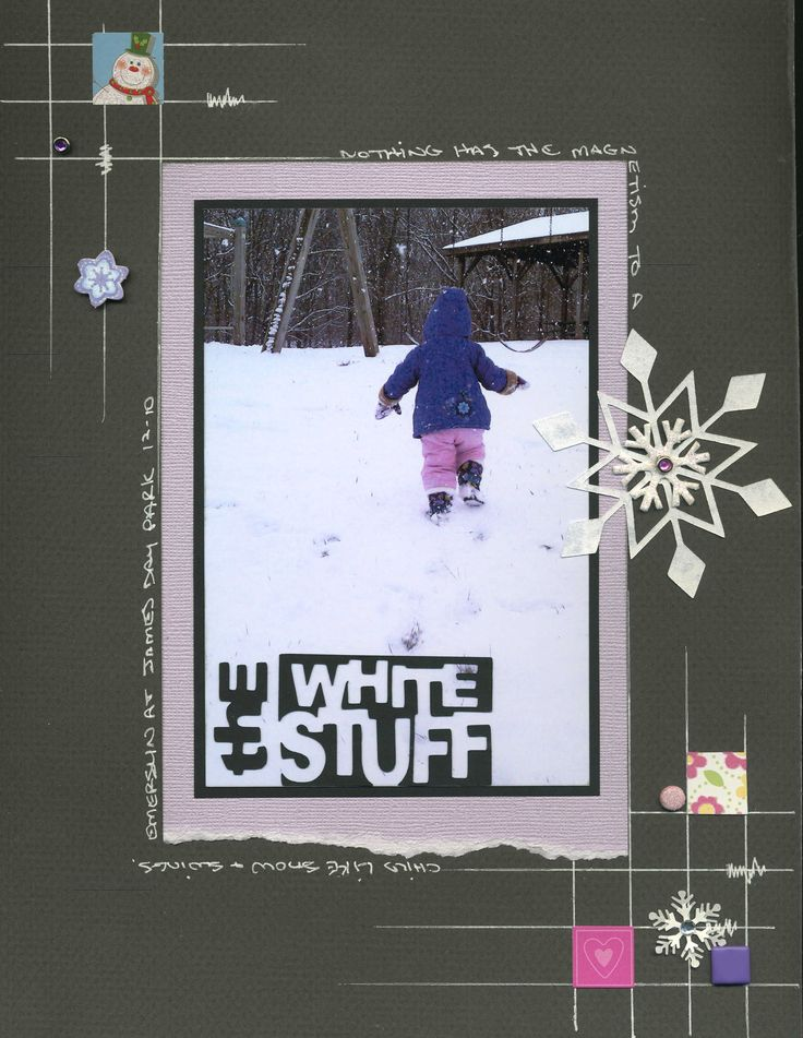 The White Stuff