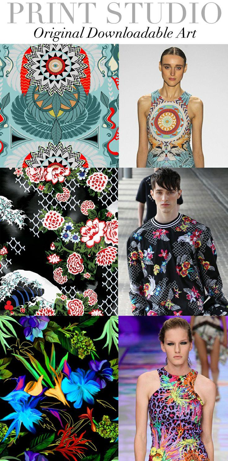 Trend Council Print & Pattern Updates