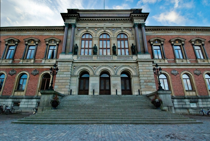 Uppsala universitet © Klas-Herman Lundgren