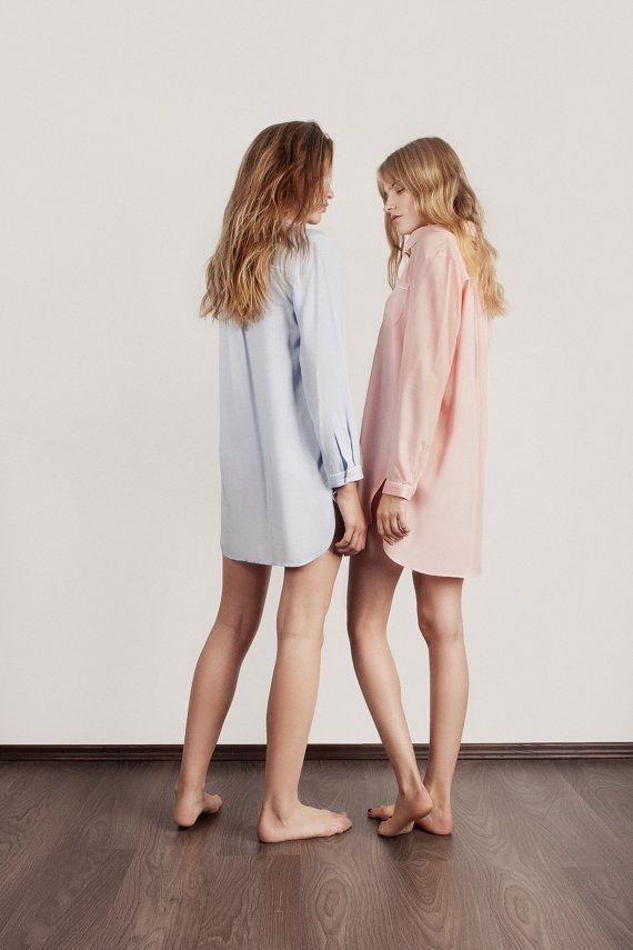 THE ICONIC sleep shirt by WMN / chic pajama