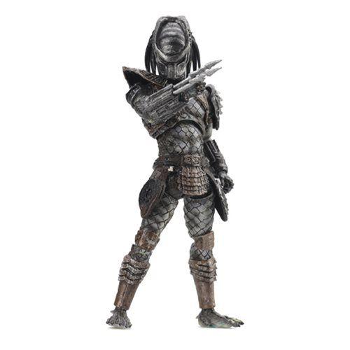 Predator 2 Warrior Predator 1:18 Scale Action Figure - PX - Hiya Toys - Predator - Action Figures at Entertainment Earth