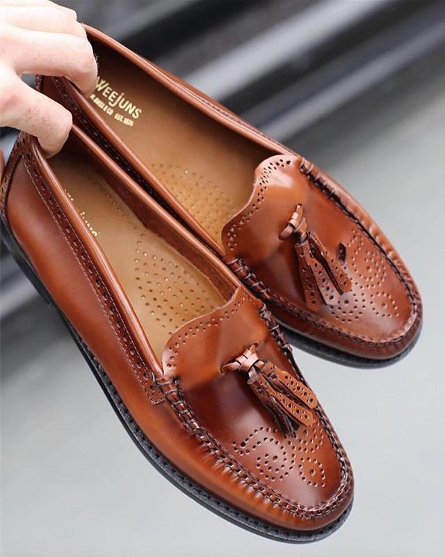 27a7af69c62 Estelle Brogue Weejuns - View All Shoes - Women - G.H. Bass   Co. - G.H.  Bass   Co.  WomensShoeStores