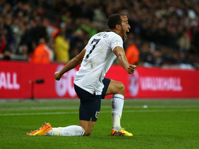 Andros Townsend replaces injured Raheem Sterling in England squad