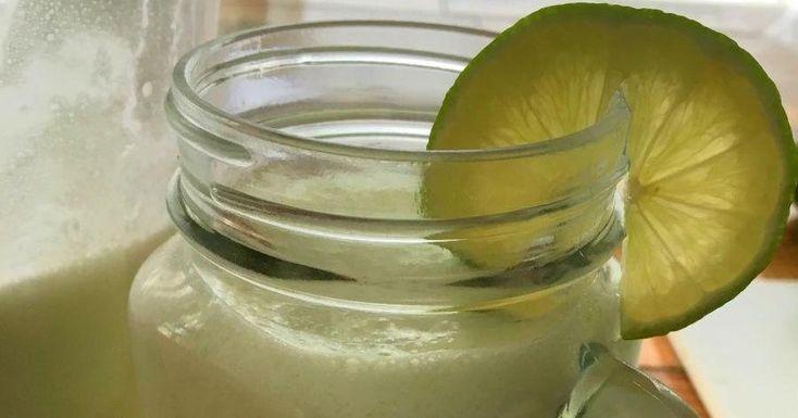 Limonada brasileña con un ingrediente muy especial