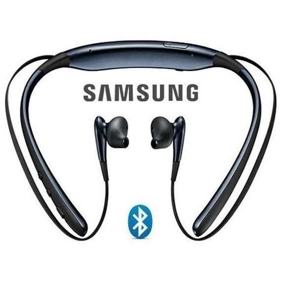 Samsung Level U Wireless In-Ear Headphones with Magnetic Earbuds, Dual-Mic Noise Reduction & Around-the-Neck Design
