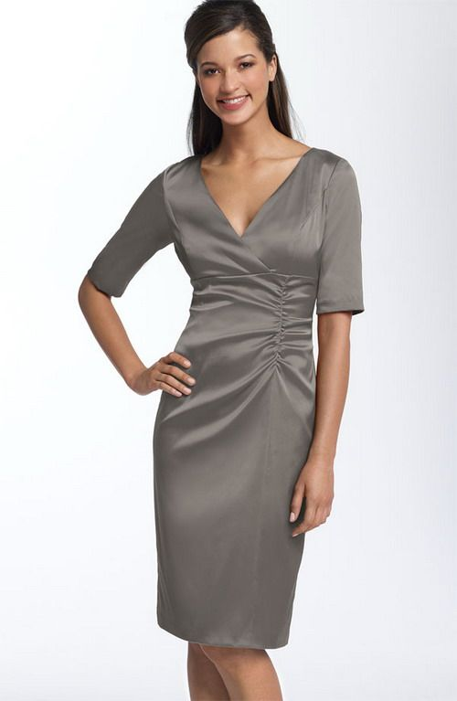 10 Best images about Grey Dresses on Pinterest  Prom dresses ...