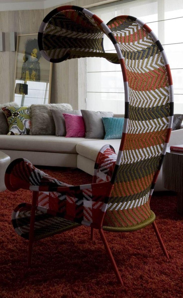 Stadt Innenarchitektur, Innenarchitektur Fotos, Design Interieur, Coole  Stühle, Apartment Interior, Living Room Chairs, Interior Decorating