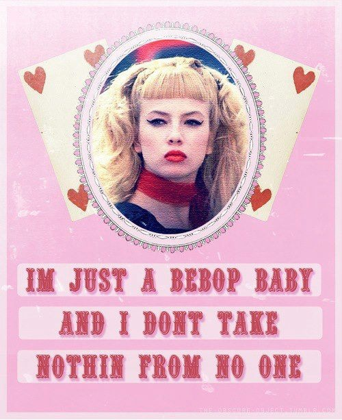 Traci Lords in CRY-BABY (1990).