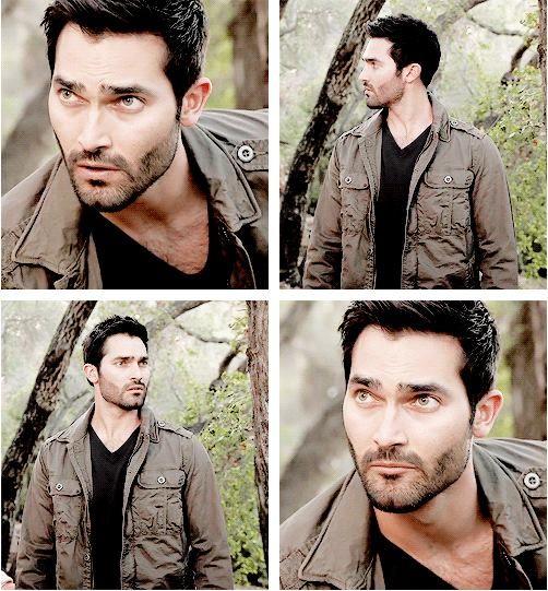 """""""we gotta find him scott ,he's mine and i need him """" Scott:"""" Derek we'll find him"""""""
