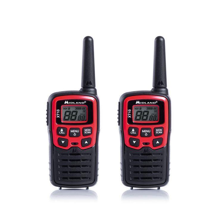 W naszej ofercie pojawiła się nowa seria radiotelefonów marki Midland z serii XT.  Krótkofalówki z tej serii to popularne urządzenia klasy PMR - do pracy bez rejestracji i zezwoleń (na terenie Polski i UE) w ujednoliconej stylistyce.   #krótkofalówki #midland #walkie-talkie #xt10 #xt30 #xt50 #xt60