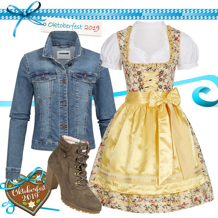 Oktoberfest outfit for only € 127.97!