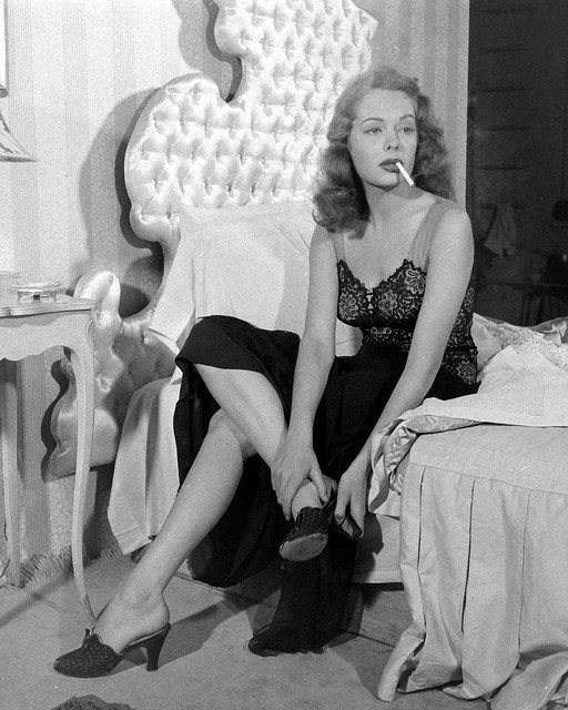 Jane Greer in Out of the Past 1947