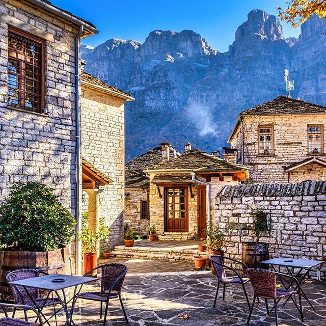 Papingo - Epirus, Greece