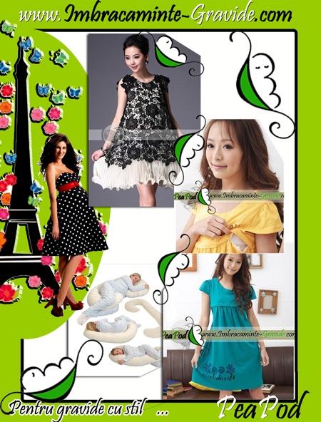Recomandari imbracaminte pentru gravide cu stil … PeaPod www.imbracaminte-gravide.com