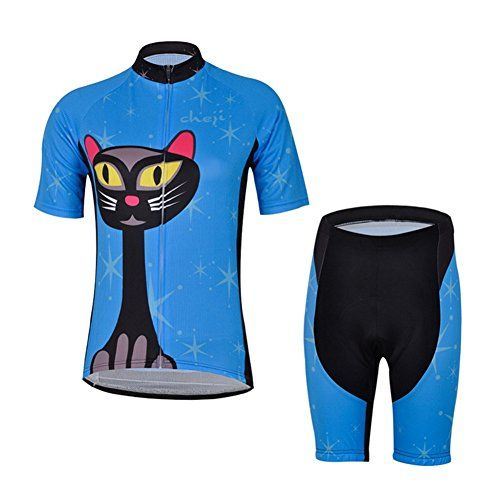 Free Fisher Womens Cycling Short Sleeve Jersey or Set Set Cat Tag XLUS ML ** Read more reviews of the product by visiting the link on the image. (Note:Amazon affiliate link)