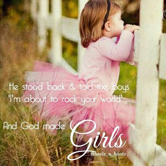 God Made Girls - RaeLyn