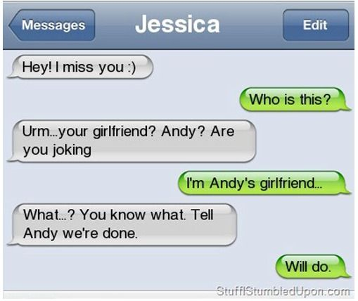 dating texts fails