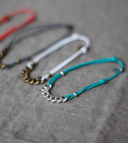 love these!: French Bracelets, Bracelets 48, Bracelets Diy