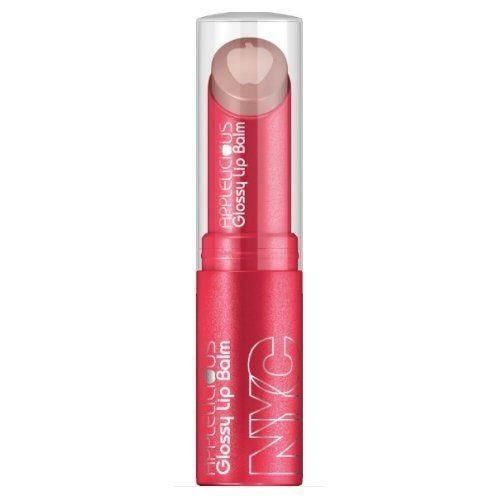 Nyc New York Color Applelicious Glossy Lip Balm 350 Blushing
