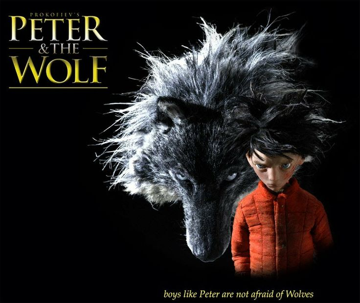 Sergei Prokofiev - Peter and the Wolf [2006, directed by Suzie Templeton] Peter & the Wolf (2006)[1] http://www.youtube.com/watch?v=-kYeeXav6bA a.k.a. Sergei Prokofiev's Peter & the Wolf (2006) Animation, Family, Music, Short [32 min] Director: Suzie Templeton Writers: Maria