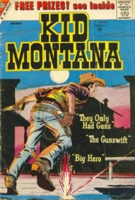Kid Montana (Volume) - Comic Vine