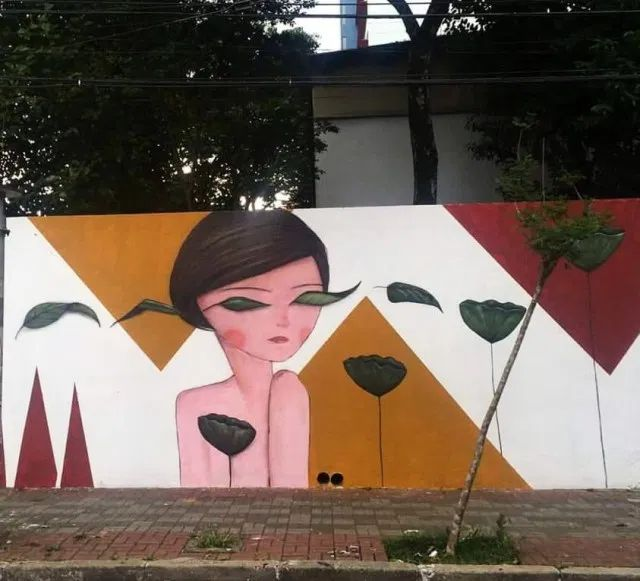 20 Female Street Artist you should know  – Ing and John's Street Art and International Street Art
