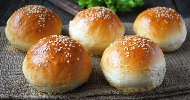 Рецепт булочек - оригинальные идеи приготовления вкусной домашней выпечки
