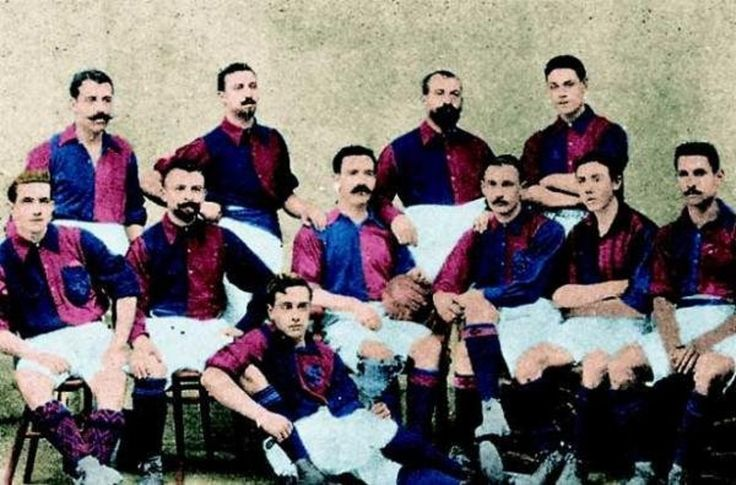 Image result for barcelona 1902