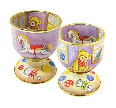 198 Best Eggcups Egg Cup Amp Cache Pots Images On Pinterest