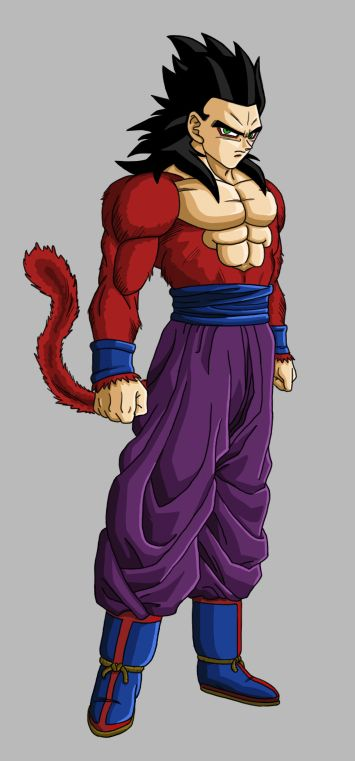 Budokai Tenkaichi 3 What If Gohan Went SSJ4 Spent A few Hours On This While Watching TV