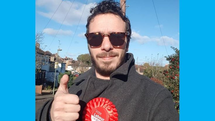 """More UK Labour Party Jew hate activity ignored.London-Hendon.""""Labour councillor Adam Langleben tweeted that he 'put in a complaint in July and to date no action has been taken'Surprise,surprise.."""
