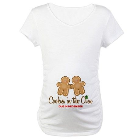 Twin Cookies Shirt on CafePress.com