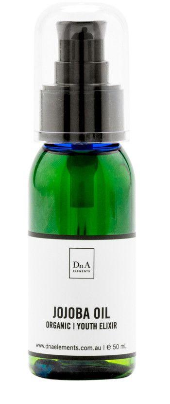DnA Elements - Jojoba Oil - Nature's Youth Elixir