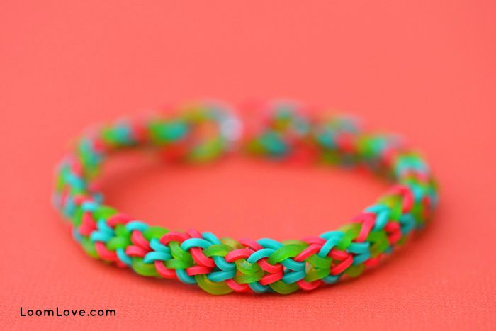 17 best images about rainbow loom n bracelet on