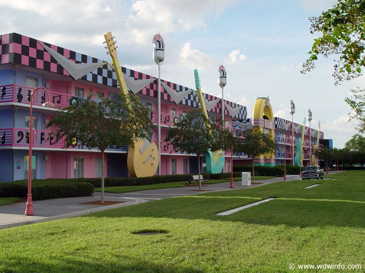 Hotels Near Espn Wide World Of Sports Complex