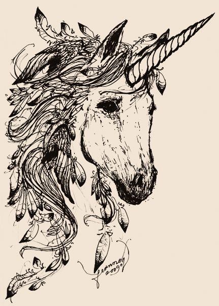 watercolour unicorn - Google Search