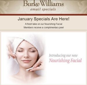 Check out my post all about one of Burke Williams newest and most popular facials called Anti-Aging in my article here!