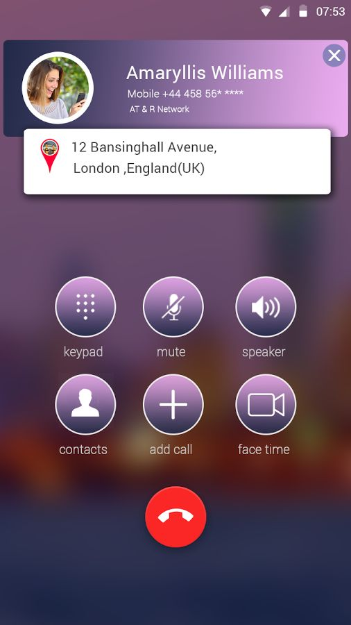 Call Blocker - Caller ID Free- screenshot