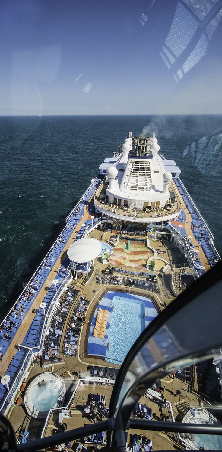 See a new level of cruising from