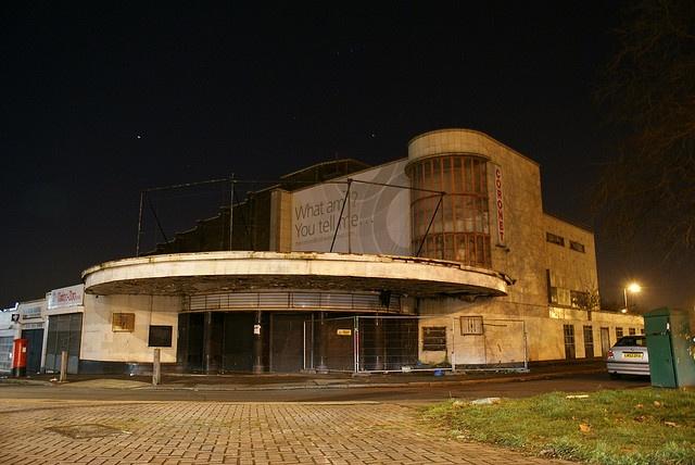 The Coronet Cinema, Eltham by LiamCH