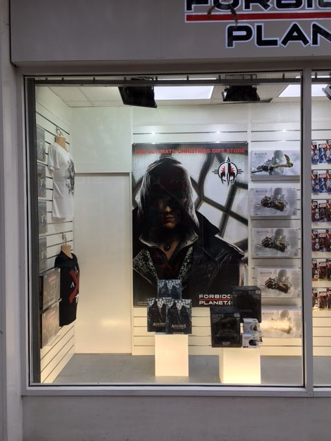 Assassin's Creed Syndicate at FP Cambridge