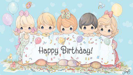 ┌iiiii┐ Feliz Cumpleaños - Happy Birthday ...